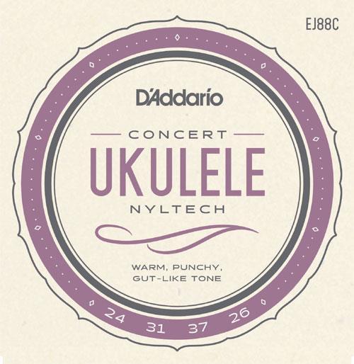 Nyltech Concert Ukulele Strings