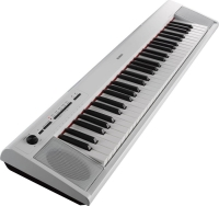 Yamaha Digital Keyboard NP-12WH White