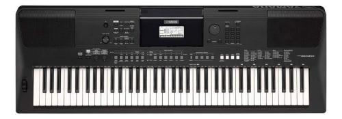 Yamaha PSR-EW410 Digital Keyboard