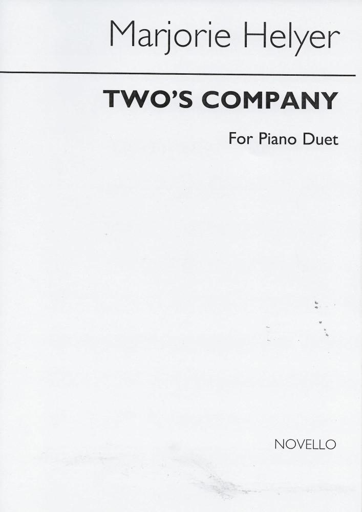 Marjorie Helyer: Two's Company