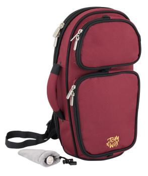 Tom & Will Cornet Gig Bag - Burgundy