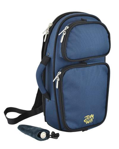 Tom & Will Cornet Gig Bag - Blue