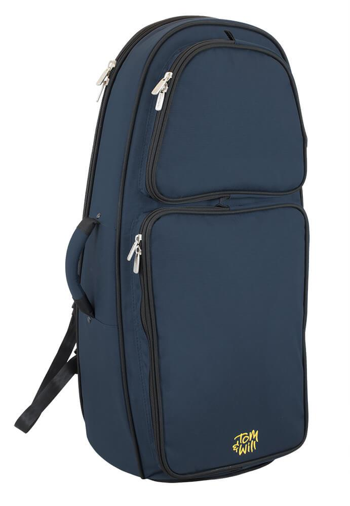 Tom & Will Euphonium Gig Bag - Blue