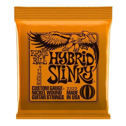 Ernie Ball Guitar Strings Hybrid Slinky 9-46