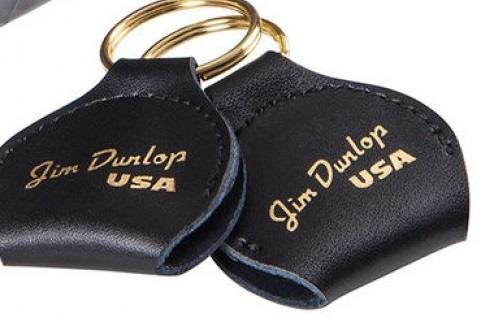 Dunlop Pickers Pouch Keychain