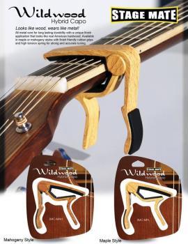 Wildwood Capo Maple
