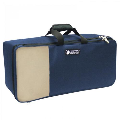 Softcase Double Trumpet - Vintage Navy