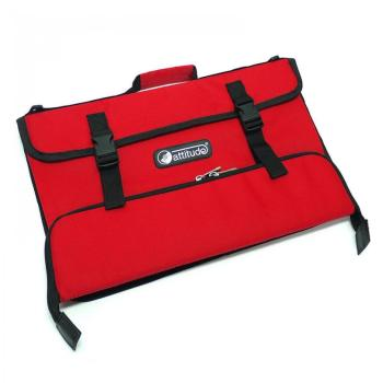 Attitude Music Sheet Case - Red
