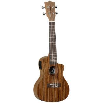 Tiare Series Concert Ukulele Cutaway - Ovangkol Wood