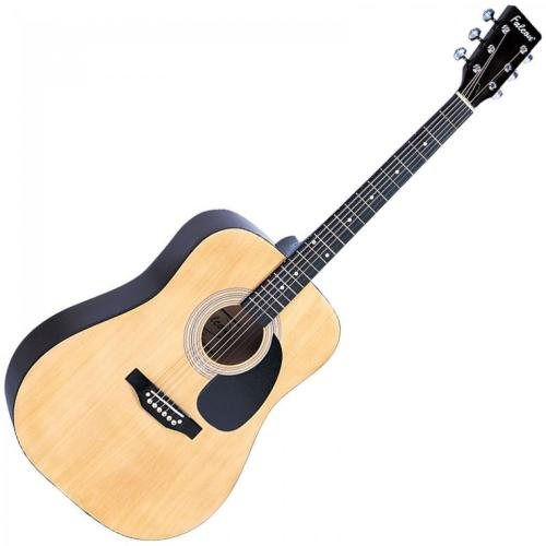 Falcon Dreadnought Guitar Outfit - Natural
