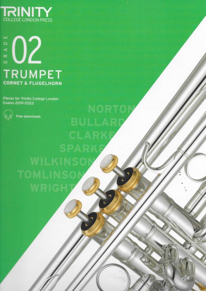 TCL: Trumpet, Cornet & Flugelhorn Exam Pieces 2019-2022 - Grade 2