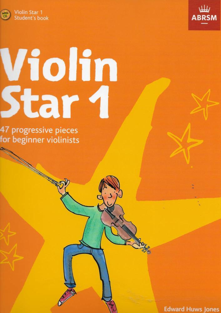 Edward Huws Jones: Violin Star 1 - Student's Book