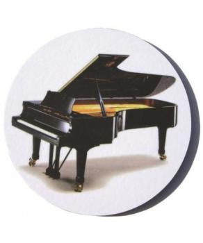 Music Gifts Grand Piano Mugmats