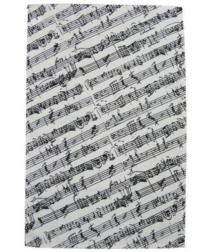 Manuscript Tea Towel
