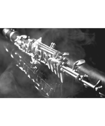 Music Gifts Clarinet Greeting Card