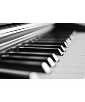 Music Gifts Piano Greeting Card