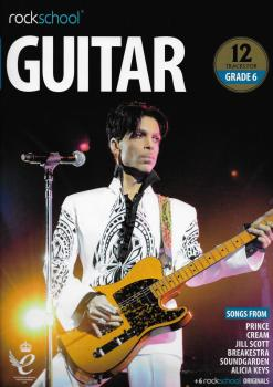 Rockschool: Guitar Grade 6 2018+ (Book/Audio)