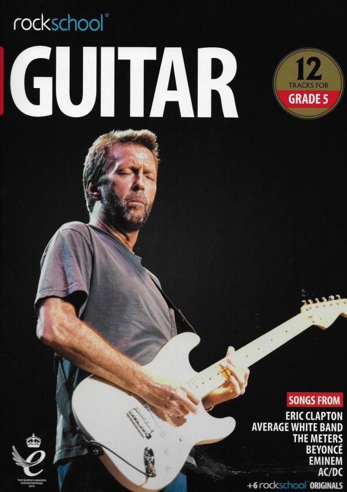 Rockschool: Guitar Grade 5 2018+ (Book/Audio)