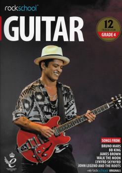 Rockschool: Guitar Grade 4 2018+ (Book/Audio)