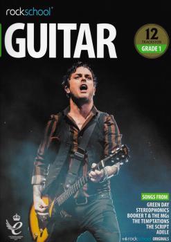 Rockschool: Guitar Grade 1 2018+ (Book/Audio)