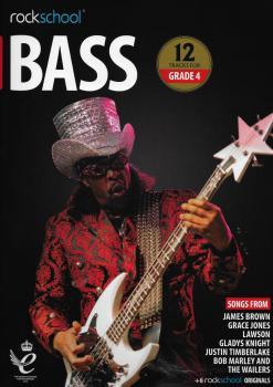 Rockschool: Bass Grade 4 2018+ (Book/Audio)