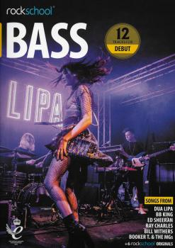 Rockschool: Bass Debut 2018+ (Book/Audio)