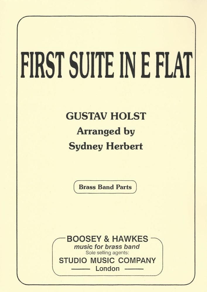 First Suite in E Flat for Brass Band
