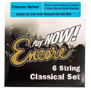 Encore Classic Nylon Guitar Strings