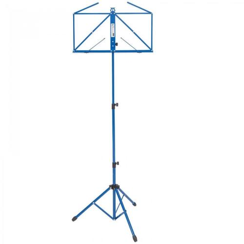 Kinsman Deluxe Music Stand & Bag - Blue