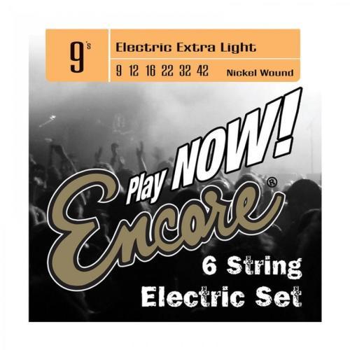 Encore Electric Guitar Strings - Lite