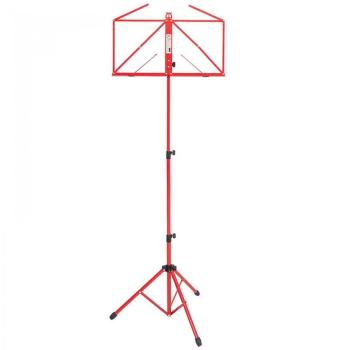 Kinsman Deluxe Music Stand & Bag - Red