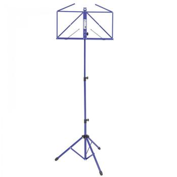 Kinsman Deluxe Music Stand & Bag - Purple