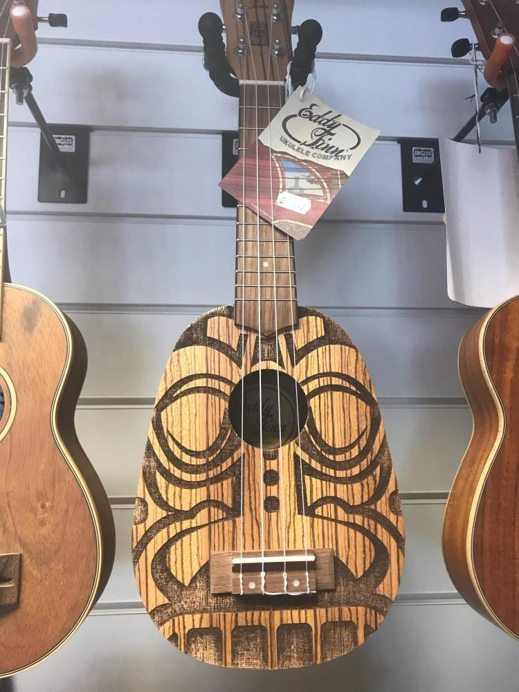 Tiki Top Ukulele - Pineapple