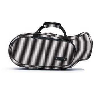 Beaumont Trumpet Case - Pinstripe