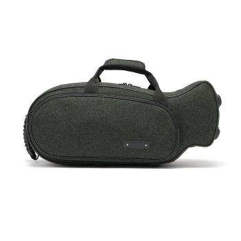 Beaumont Trumpet Case - Racing Tweed
