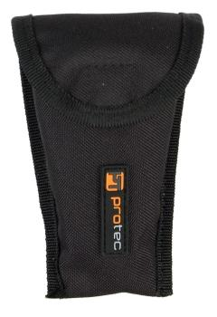 Pro Tec Deluxe Padded Single Mouthpiece Pouch for Tuba