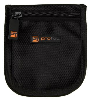 Pro Tec Piece Zippered Mouthpiece Pouch