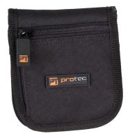 Pro Tec 2 Piece Small Brass Mouthpiece Belt Pouch