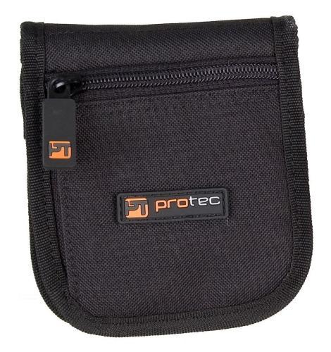 Pro Tec 2 Piece Small Brass Mouthpiece Belt Pouch