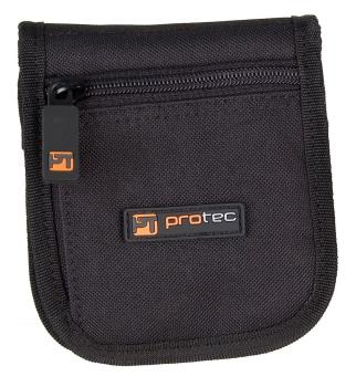 Pro Tec 2 Piece Large Brass Mouthpiece Belt Pouch