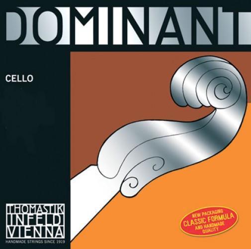 Dominant Cello A String Chrome Wound 4/4