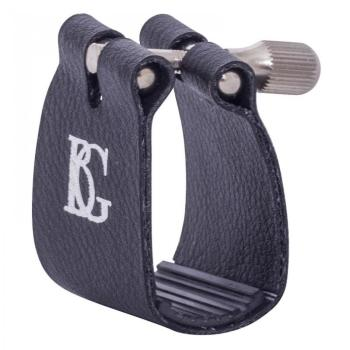 BG Bass Clarinet Ligature Standard - Rubber Support