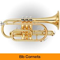Bb Cornets