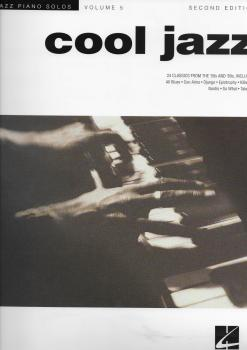 Jazz Piano Solos Series Volume 5: Cool Jazz