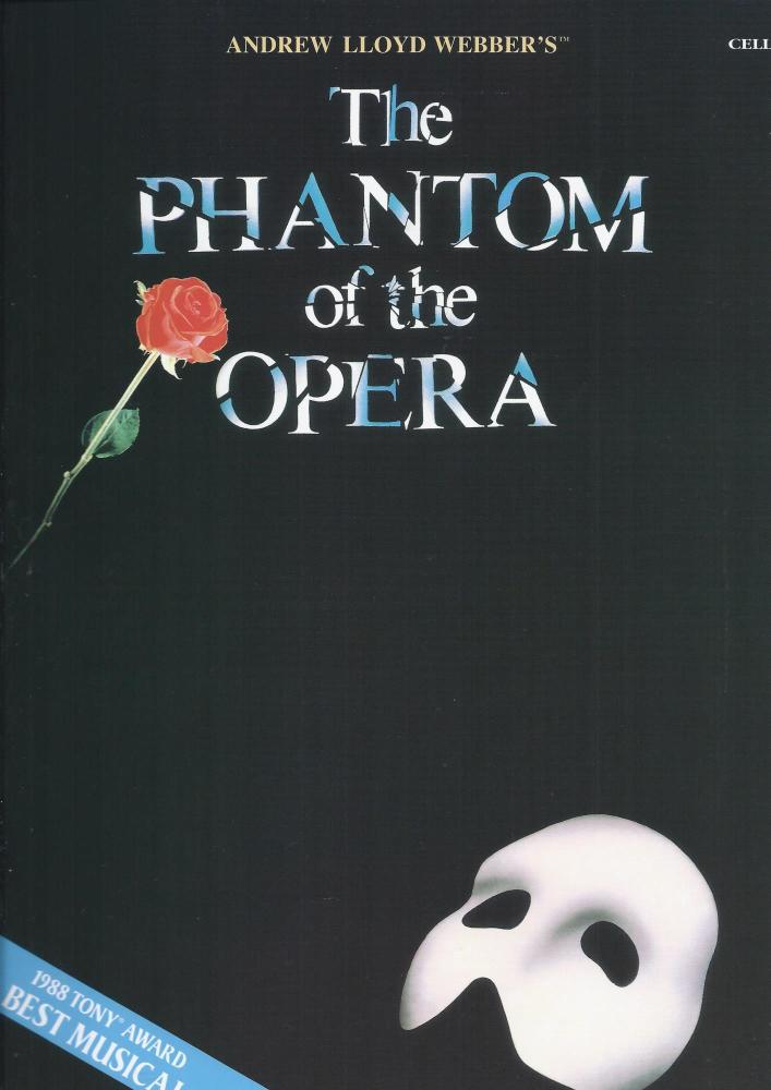 Andrew Lloyd Webber: The Phantom of the Opera (Cello)