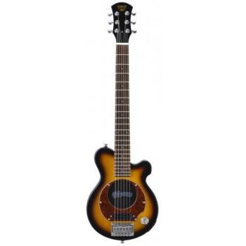 Pignose Electric Guitar with Bag, Sunburst