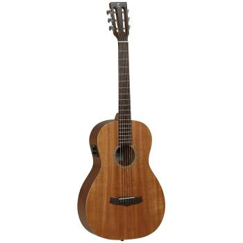 Tanglewood Parlour Model Guitar Solid Mahogany Top and Back