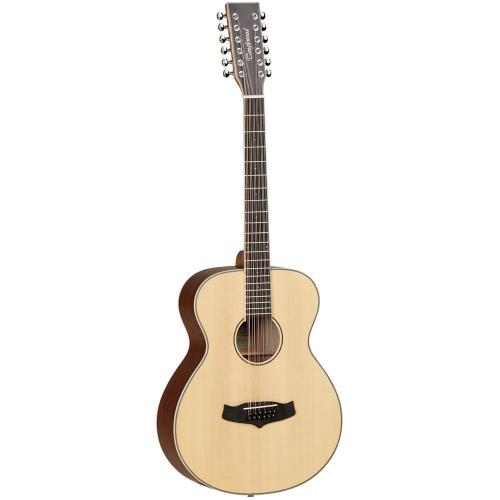 Tanglewood Winterleaf 12-String Spruce Top, Mahogany Back and Sides
