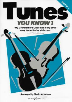 Tunes You Know Book One (Violin)