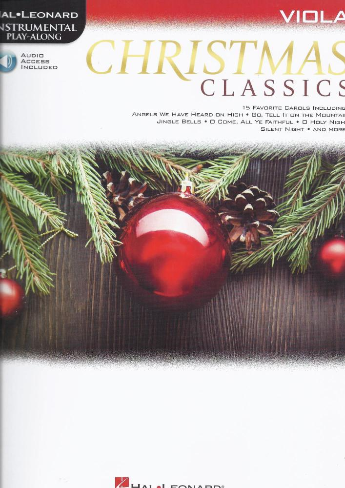 Christmas Classics - Viola